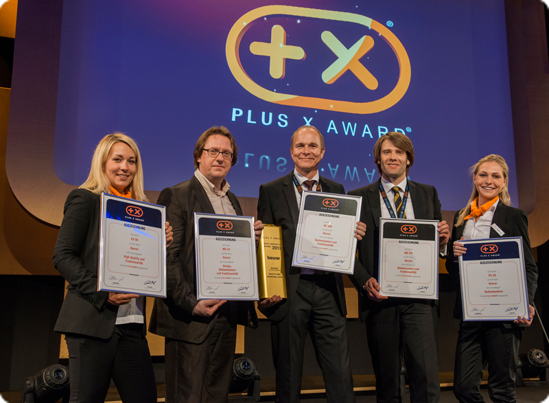 Plus X Award: Innovativste Marke 2013