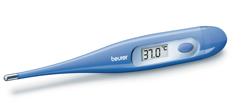 Fieberthermometer: Modell FT 09 blue
