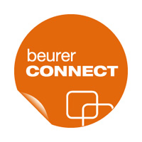 Beurer Connect Button