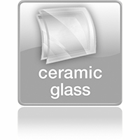 Ceramic glass